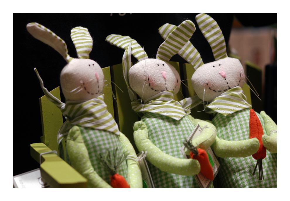 Ostern steht vor der Tür ...