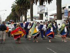 Osterumzug in Riobamba 2