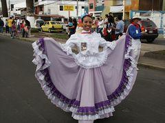 Osterumzug in Riobamba 4