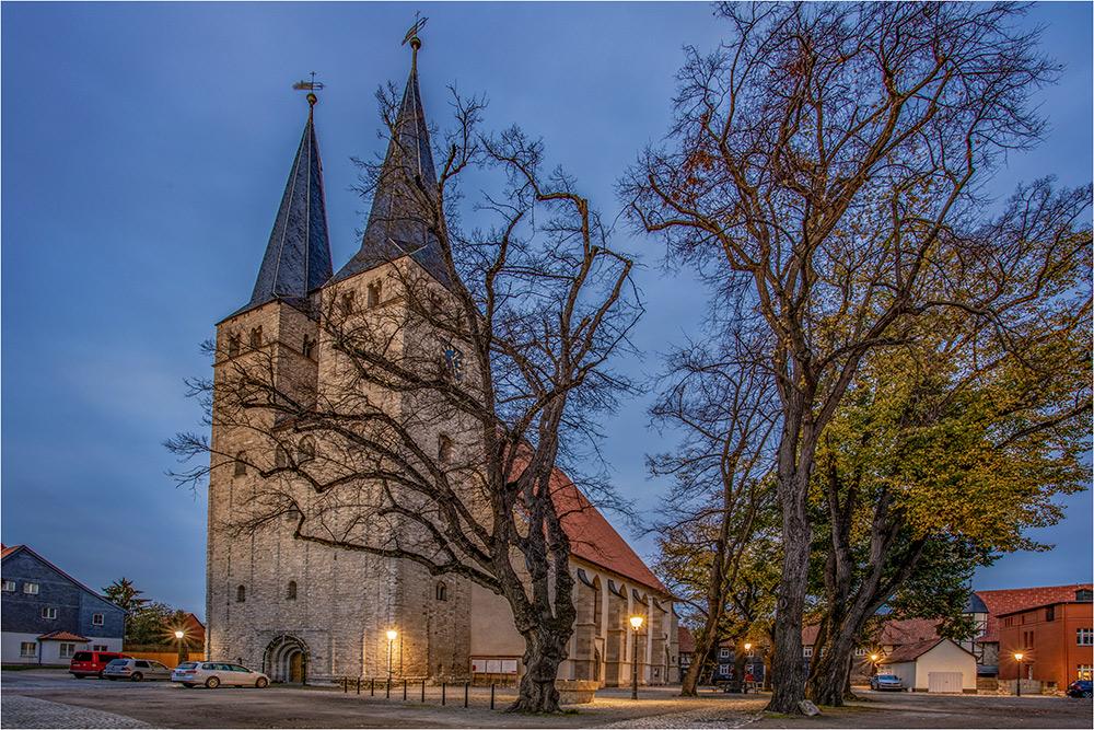 Osterwieck die Kirche St. Stefanie