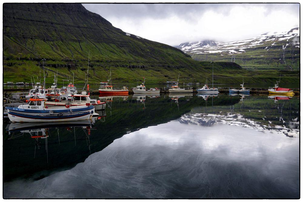 ostfjorde Iceland