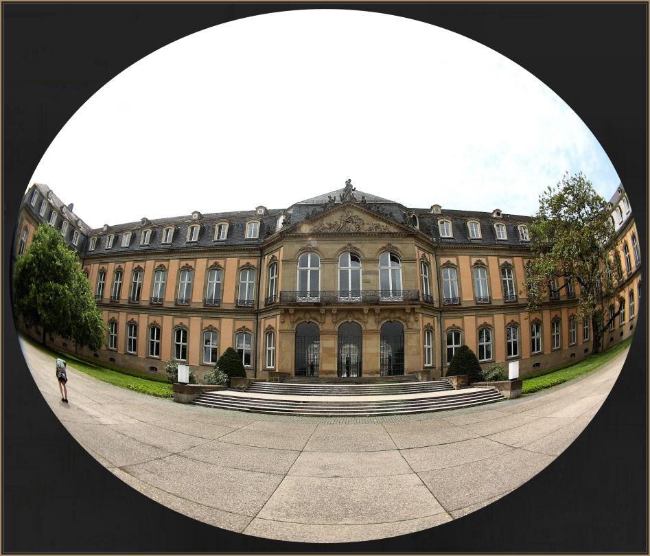 """.......... """" Ostflügel Neues Schloss in Stuttgart.....""""!"""