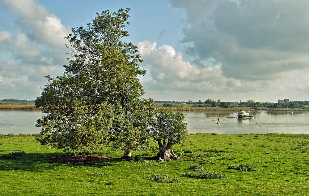 Ostfriesische Landschaft..