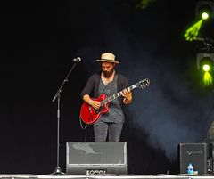 Osthafen Festival Frankfurt am Main, 17.07.2016 Mini Bühne