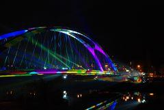 Osthafenbrücke Frankfurt