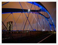Osthafenbrücke (Luminale 2014)