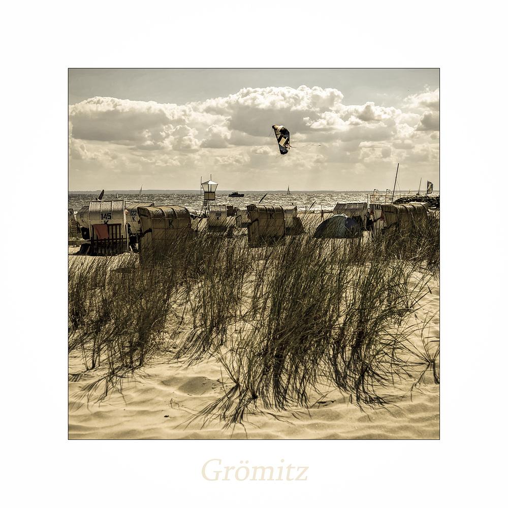"""Ostholstein """" Sommer-Feeling in Grömitz...."""""""