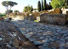 Ostia Antica - gli scavi