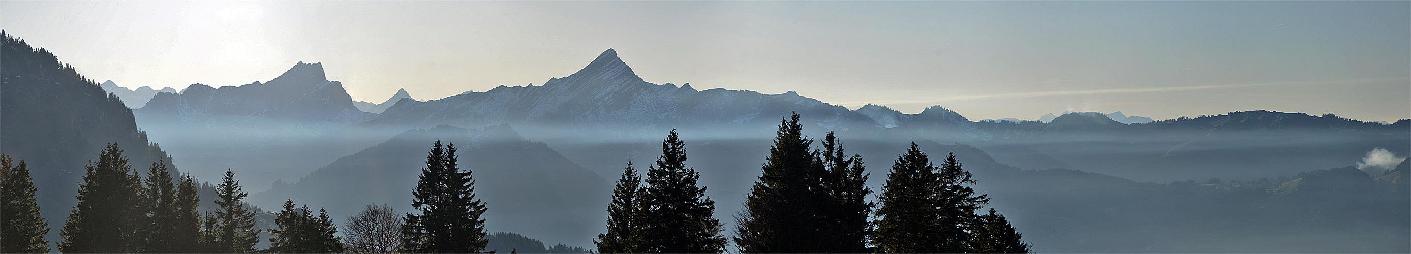 Ostschweizer Voralpen