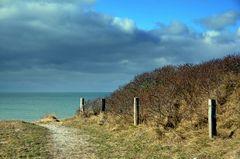 Ostsee auf Hiddensee