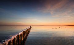 Ostsee im Januar