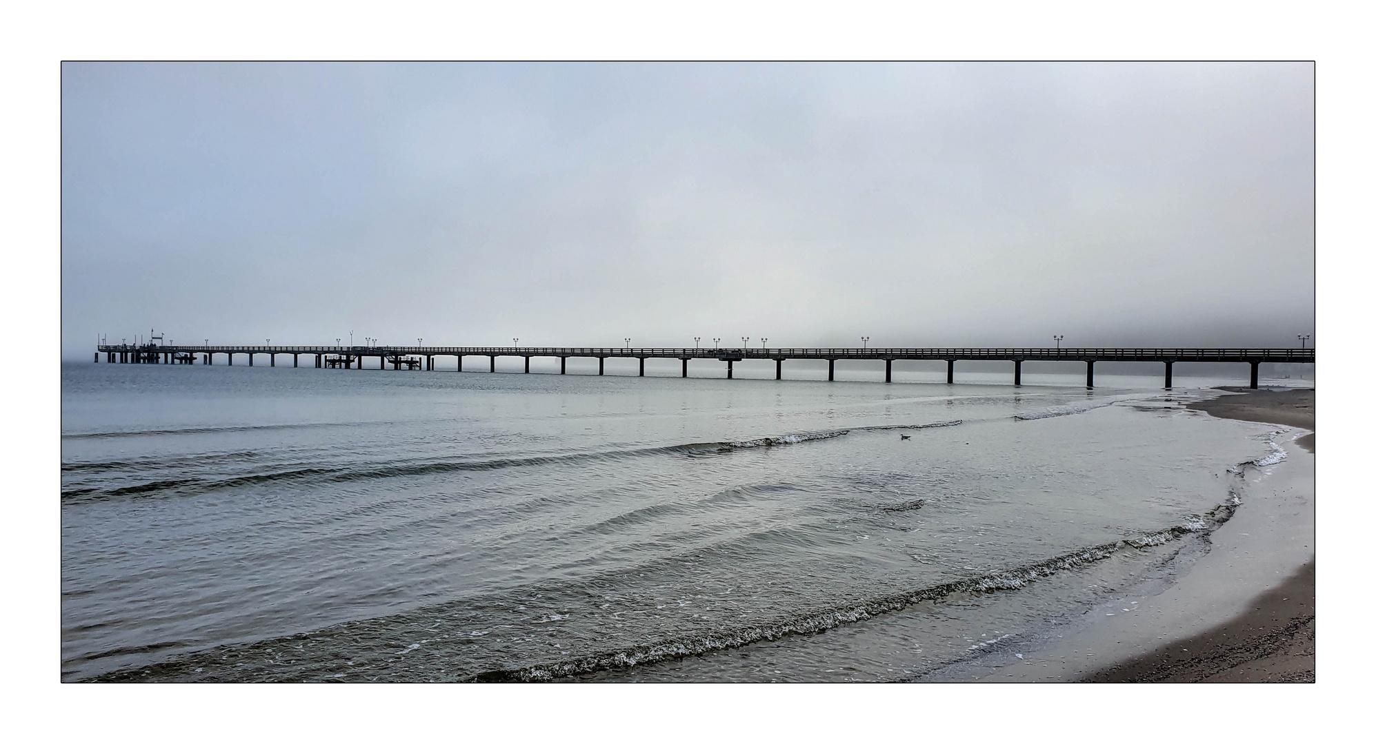 Ostsee Impressionen - Nebel
