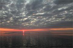Ostsee-Sunset