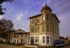 Ostseehotel Hiddensee....so wie man es kennt