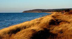 Ostseeinsel im Januar