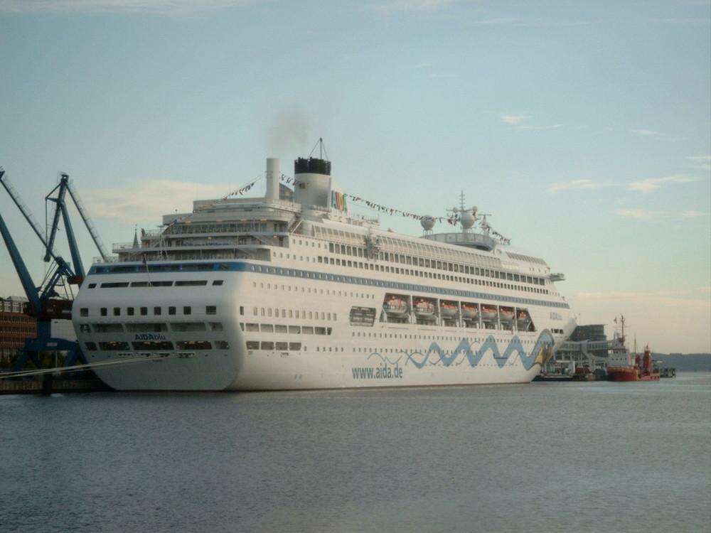 Ostseeschiff 2 - Kiel