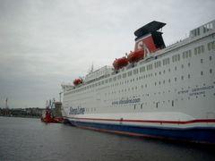 Ostseeschiff - Kiel