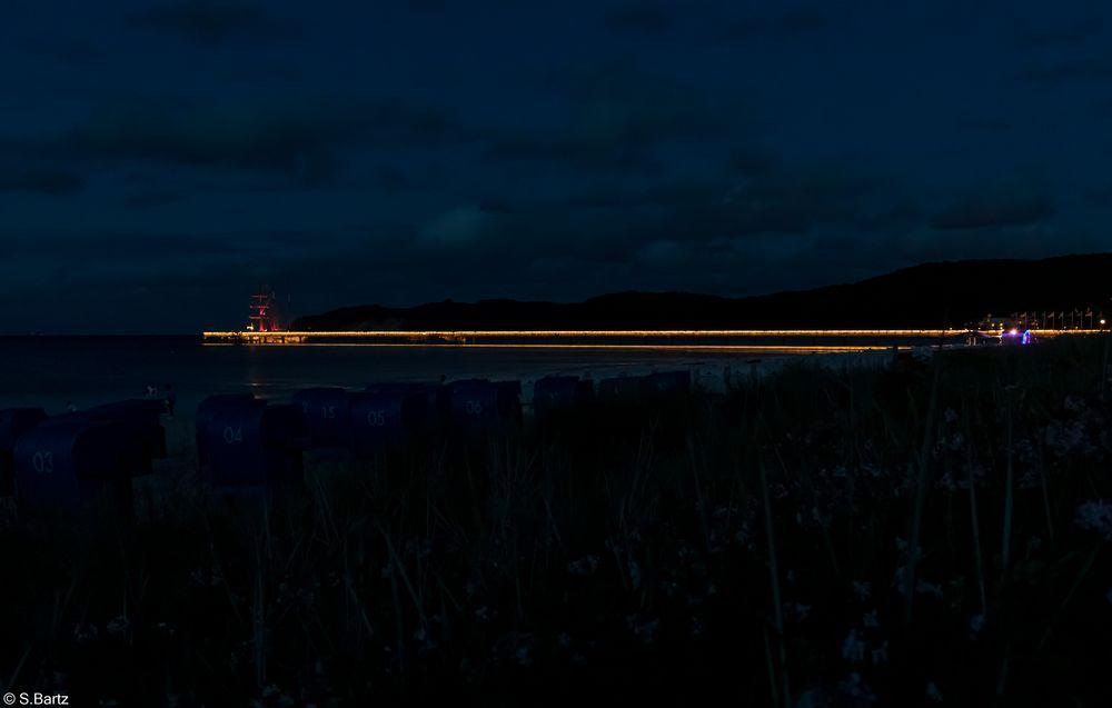 Ostseestimmung -Seebrücke Binz (2)