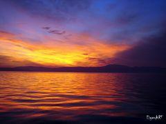 Otok Krk Sunset Beach