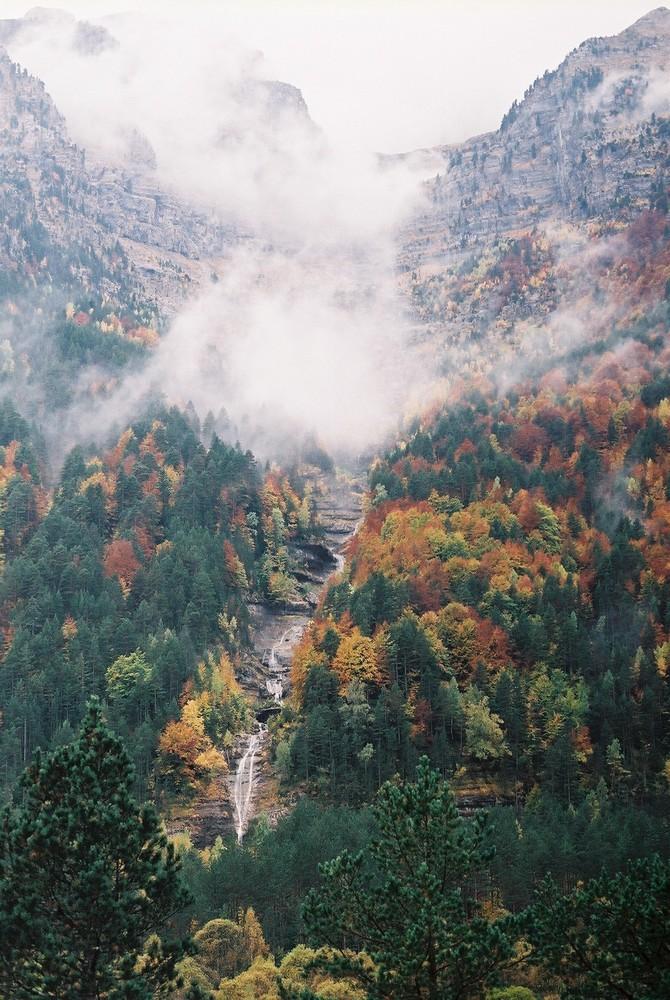 Otoño en el Valle de Pineta