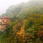 Otoño en Liguria.