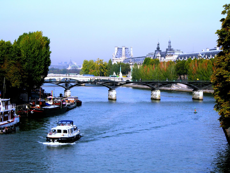 Otoño en Paris