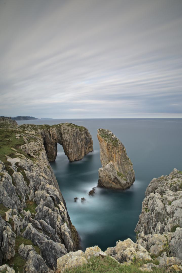 Otra esquina del mar asturiano