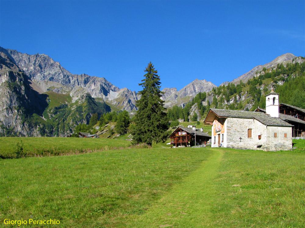 Otro la chiesetta