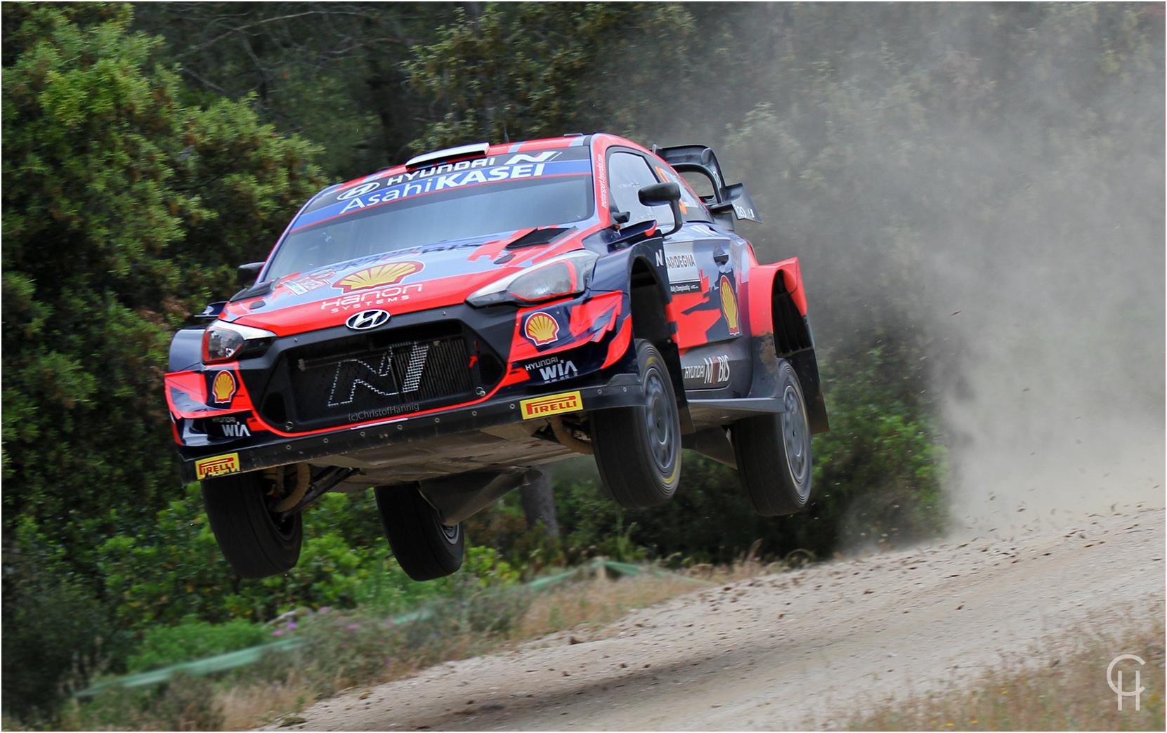 Ott Tänak - WRC Rally Italia Sardegna 2021 - Hyundai i20 N WRC