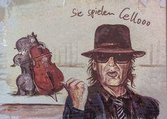 Otto Waalkes und Udo Lindenberg