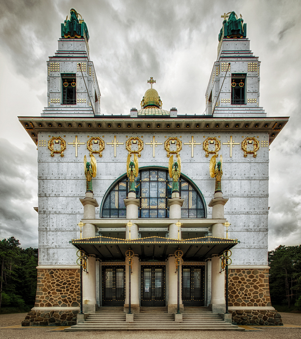Otto Wagner Kirche 2