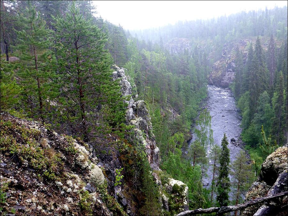 Oulanka Canyon