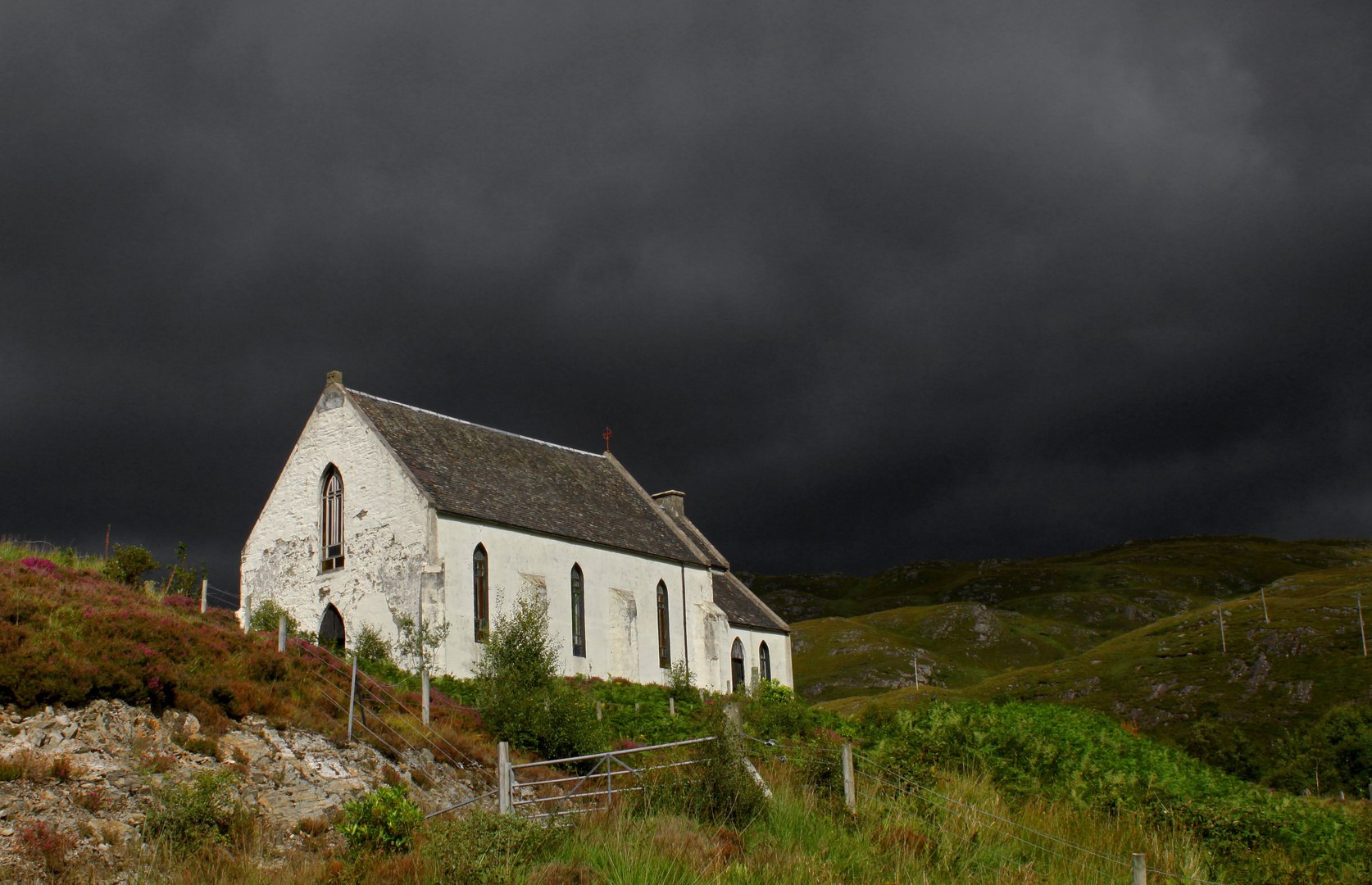 Our Lady of the Braes Church, Lochailort