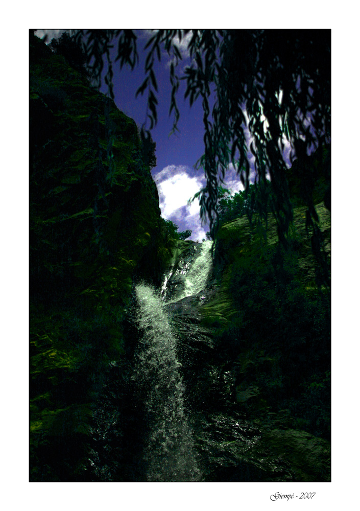 Ourika's Falls