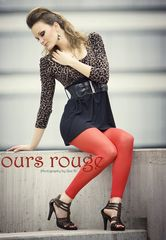 ours rouge
