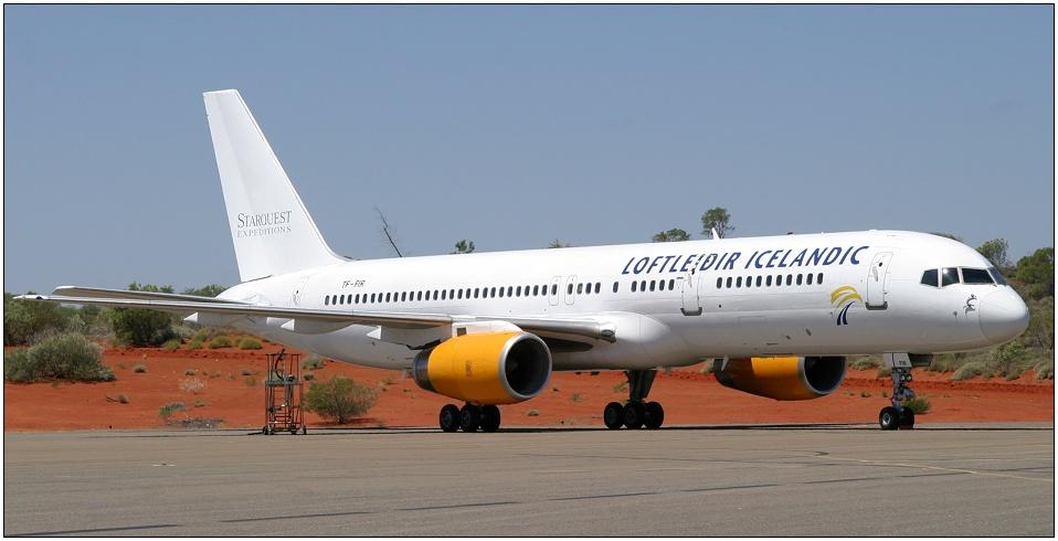 Outback: Icelandair