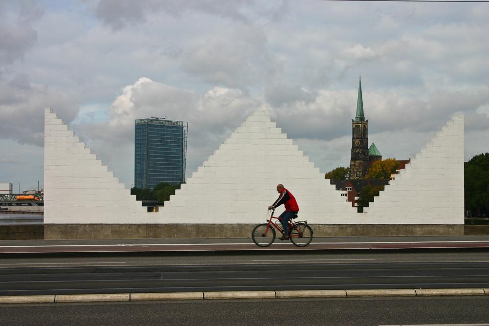 Outdoor Piece For Bremen