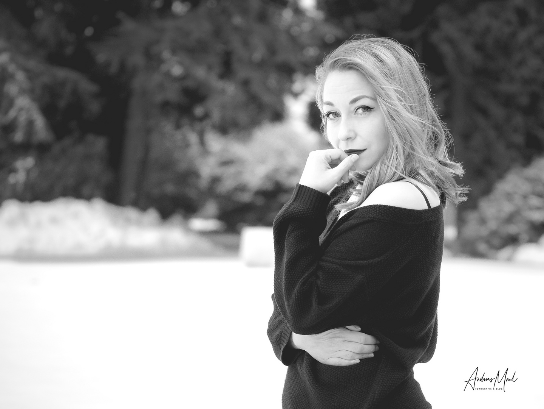 Outdoor-Shooting mit Katja 2021
