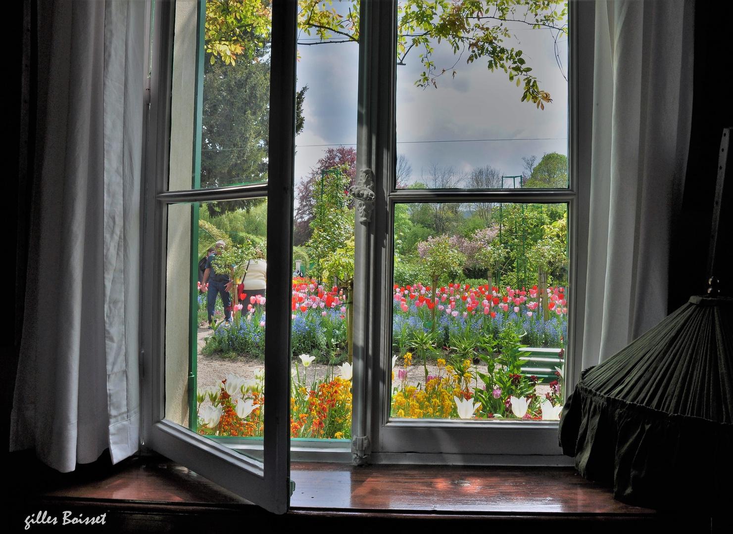 ouverture du printemps chez Monet