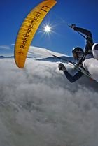 """""""Over the Clouds"""""""
