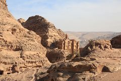 Over the top of Petra