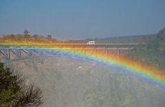 Over The (VicFalls) Rainbow