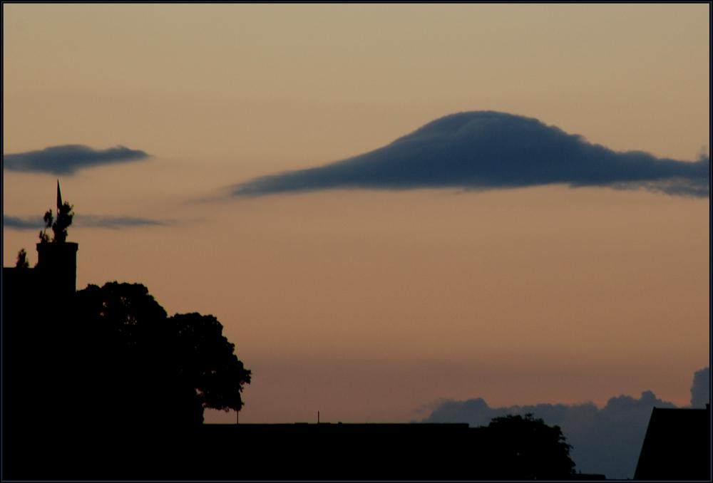 OVNI sur Namur