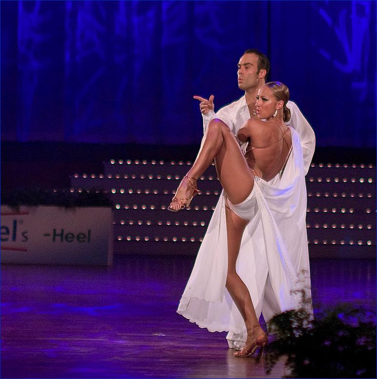 Oxana Lebedew und Franco Formica - Rumba 1