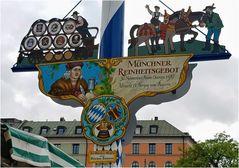O'zapt is...nach dem Münchner Reinheitsgebot