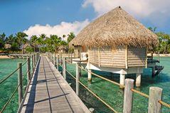 Ozeanien Tahiti Tikehau - Toamotu Atoll