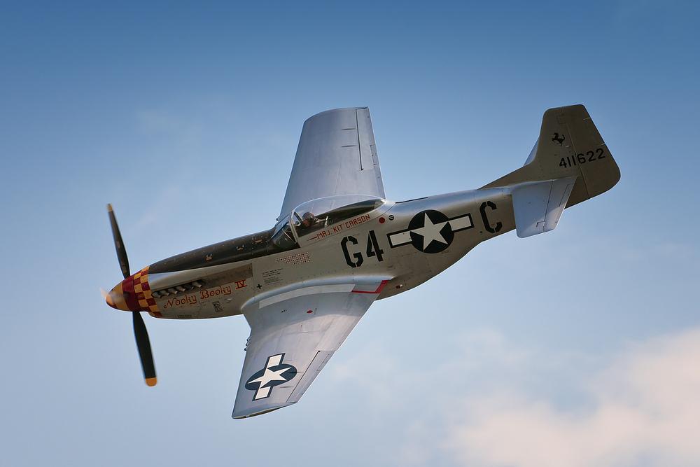 "P-51 Mustang ""Nooky Booky IV"""