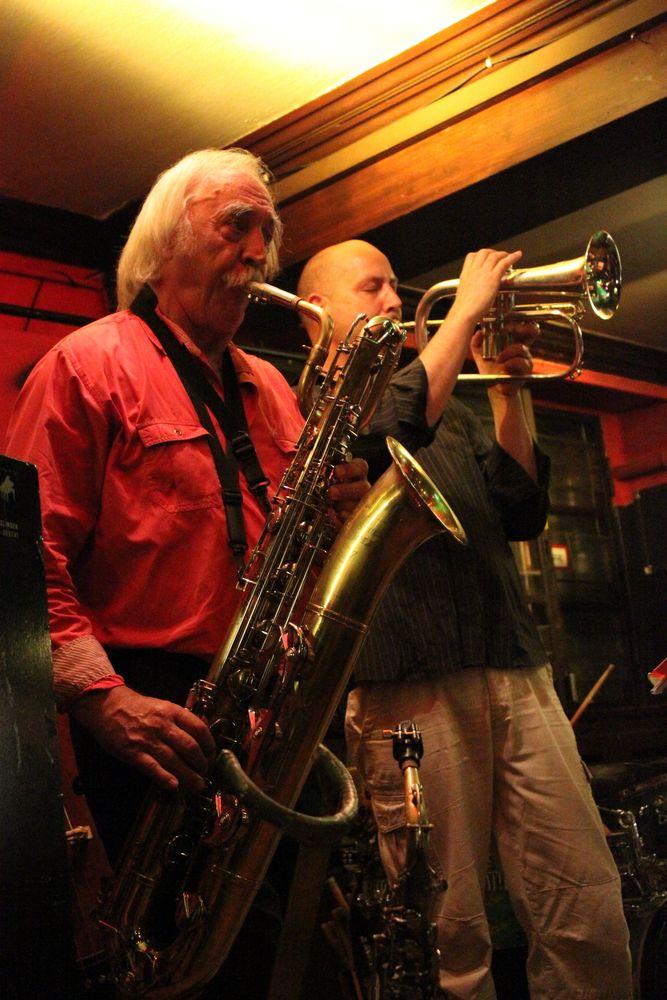 *P* Jazz HALL Manfred Bauerle 2