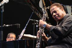 P* JAZZ Herbie Hancock + Wayne ShorterStgt Aug14 Jazzopen