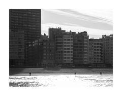 Paarlaufmeisterschaften am Strand